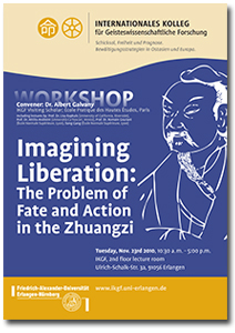 Workshop: Imagining Liberation Webflyer