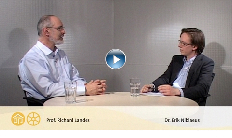 Interview with Prof. Landes about his Research on Millennialism