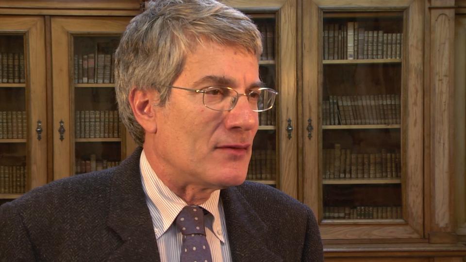 <b>Klaus Herbers</b>, Prof. Michael Lackner, Prof. - IKGF_Interview_Potesta_thumb
